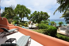 Beautiful Barbados Sun Deck