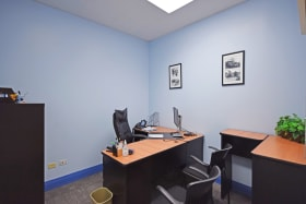 Good sized private office