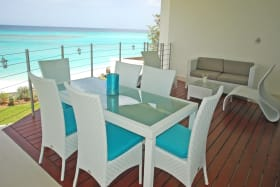 Dine or Entertain on the Patio