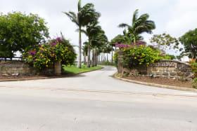 Entrance to Apes Hill Polo Estate