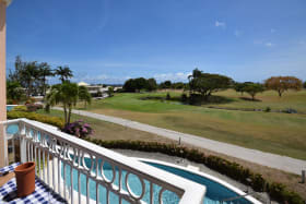 View of Pool and Golf Club