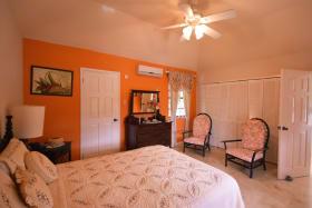 Bedroom two with an en-suite