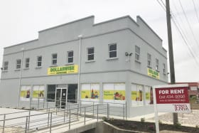 New Retail & Office Building as at May 2018