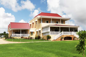 Red Rooster Farm House Barbados