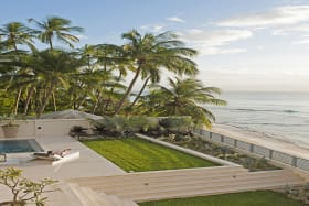 The Dream - Views of the Sea from the First Floor Balcony
