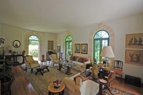 Main House sitting room
