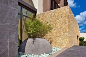 Entrance to Portico