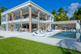 The Dream - Contemporary Style Villa overlooking the Caribbean Sea