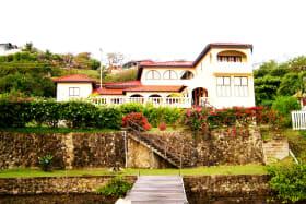 Waterfront Villa