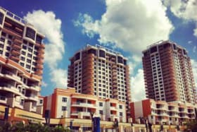 One Woodbrook Place, Apt 4D,Tower 2