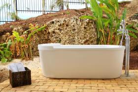 Sugar Water - outdoor bathtub