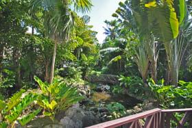 Lush Barbados Gardens - BBQ Gazebo