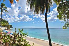 Stunning view of beach