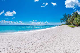 Beautiful beach