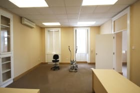 Large open plan office