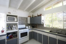 Upgraded Spacious Kitchen in the 3 Bed Upstairs Apt