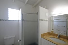 Guest Bathroom in the 3 Bed Upstairs Apt