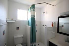 Bathroom in the the 2 Bed Ground Floor Apt