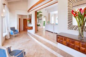 Impressive foyer