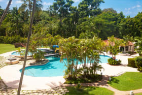 View of Swimming pools at Glitter Bay