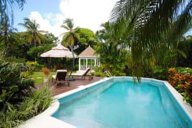 Inviting swimming pool