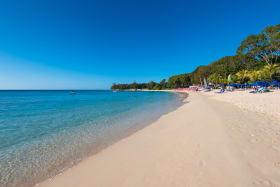 Fabulous Sandy Lane Beach