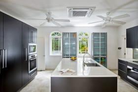 Custom designed Miele kitchen