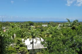 Elevated lot with stunning sea views