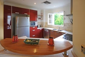 Italian fitted kitchen