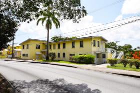 View of Straiton Apartments