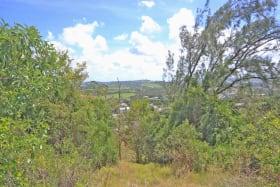 Overlooking Valley View development