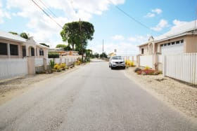 Streetscape towards Speightstown