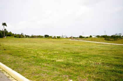 View of land at South South View