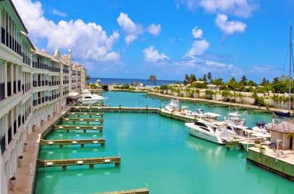 The Marina at Port Ferdinand
