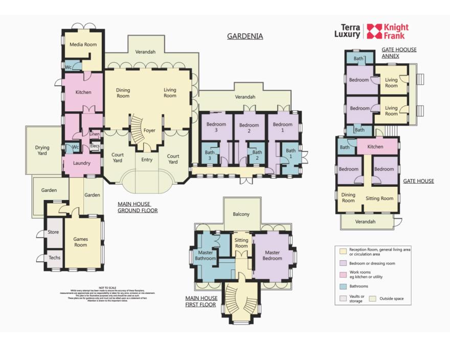 Gardenia Floor Plan