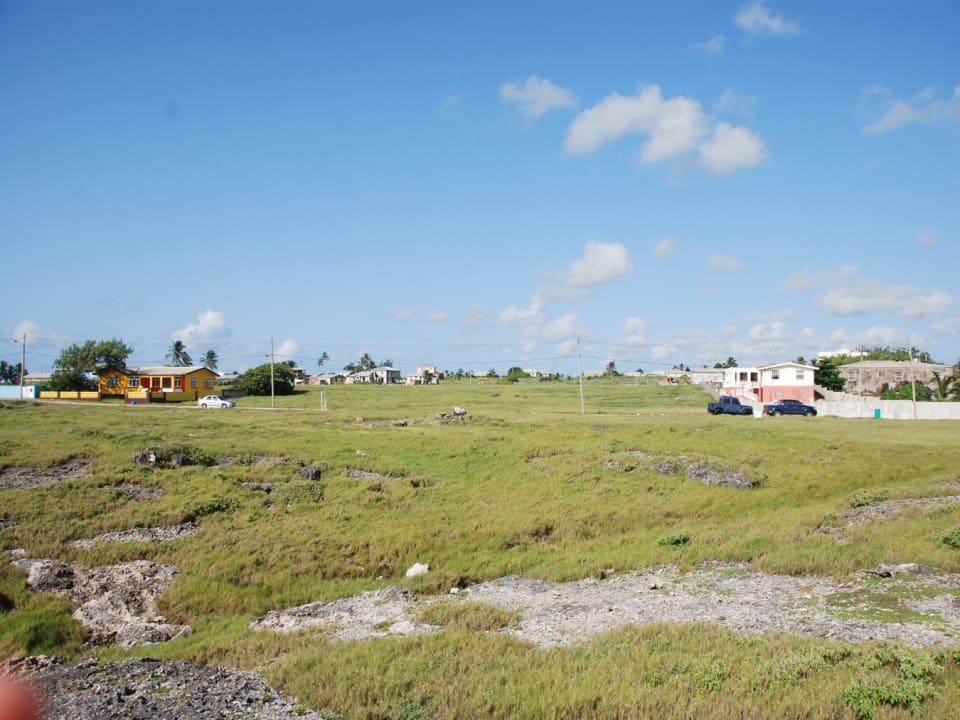Minimal properties surrounding the lot