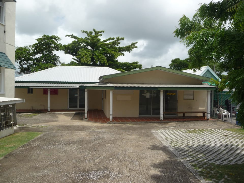 TWO (2) OFFICES LOCATED AT THE REAR OF PROPERTY