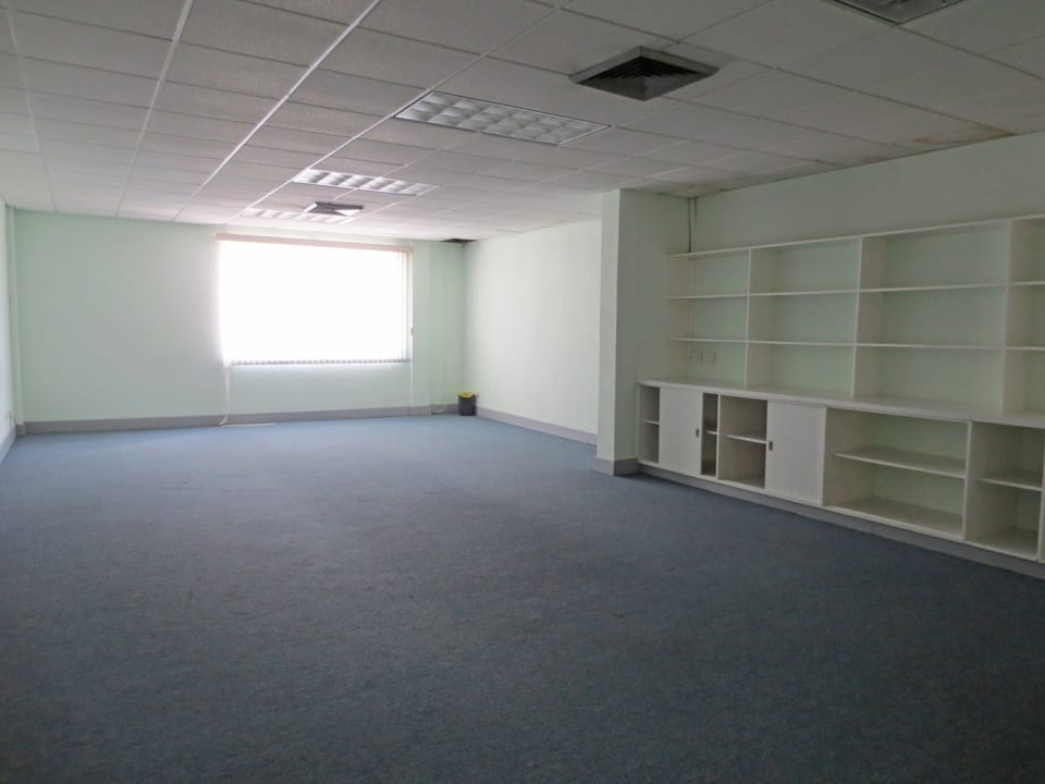 Large open space