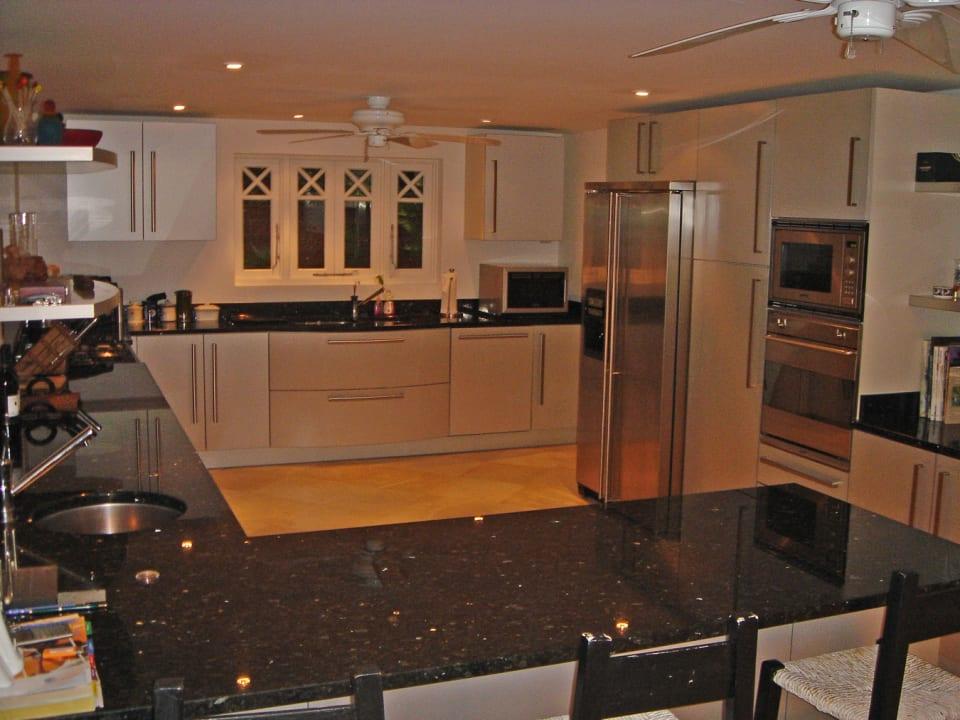 Very modern kitchen