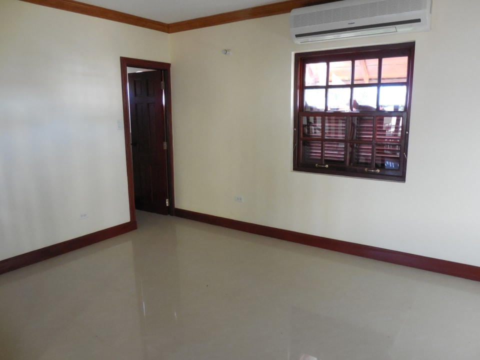 Air-conditioned bedrooms