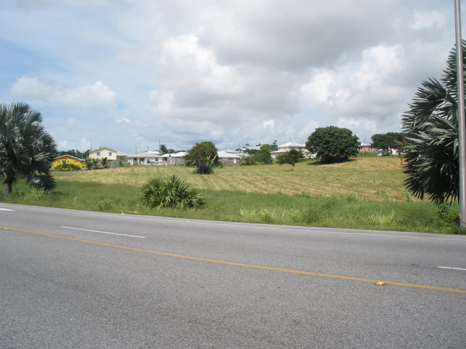 North western view of lots