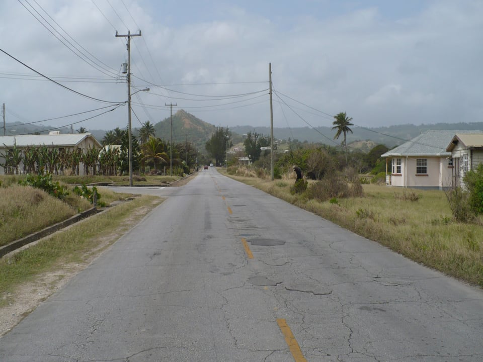 Belleplaine main road
