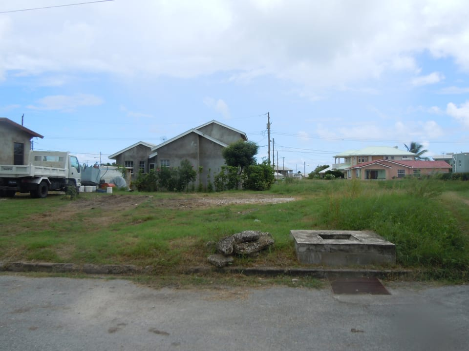 view of lot