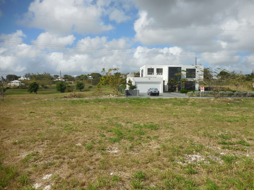View of Lot 221 and Lot 222 situated North of the subject