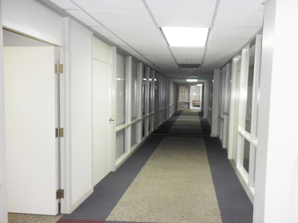 Hallway on first floor