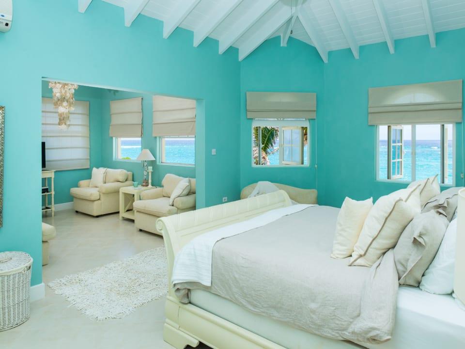 Luxurious Master Suite