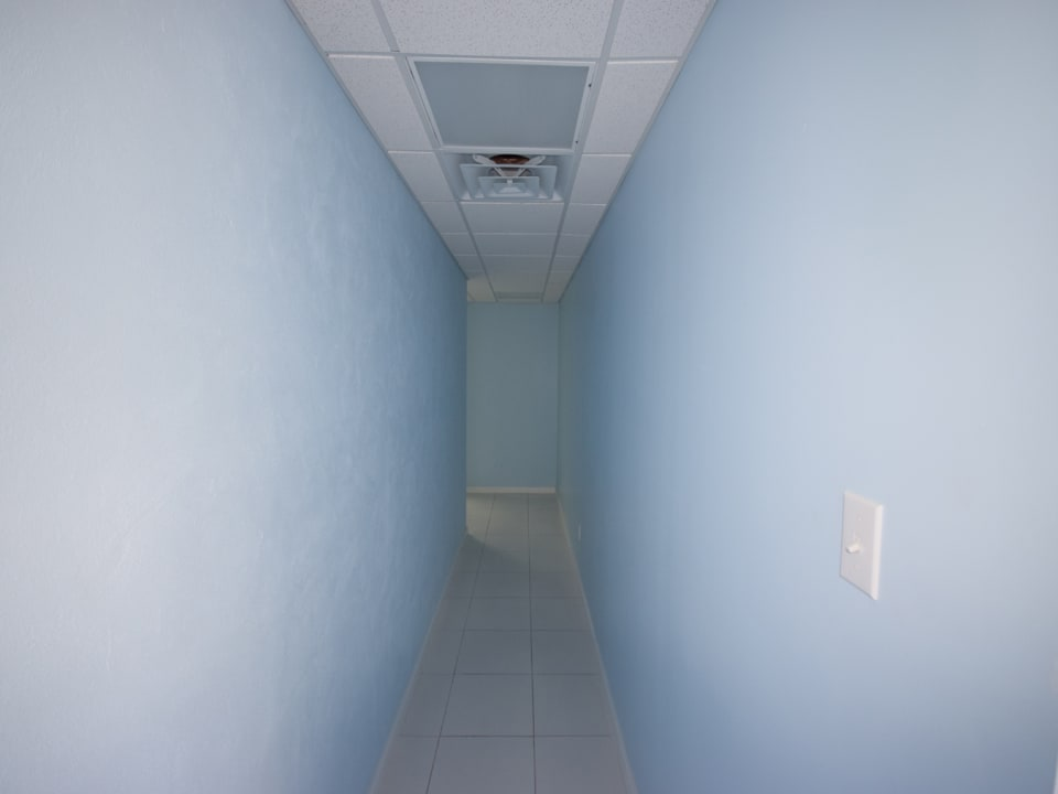Corridor from the Kitchenette