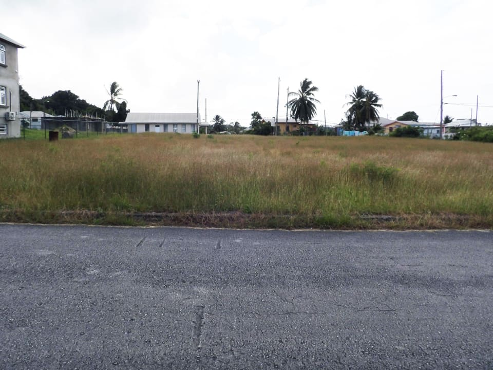 View of Lot 4