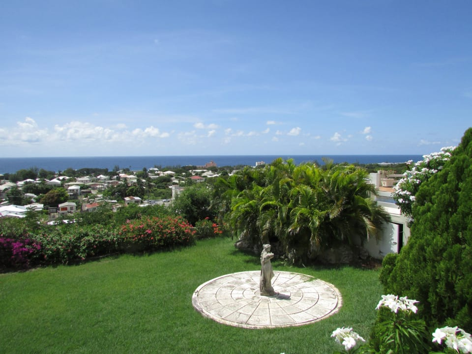 Beautiful Garden and Views