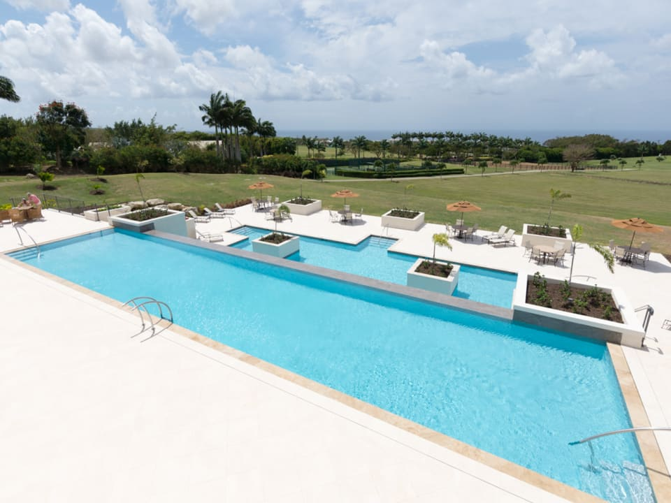 Stunning Apes Hill Club Pool